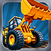 Kids Vehicles: Construction HD for iPad (Bulldozer, Excavator, Wheel Loader & more diggers)