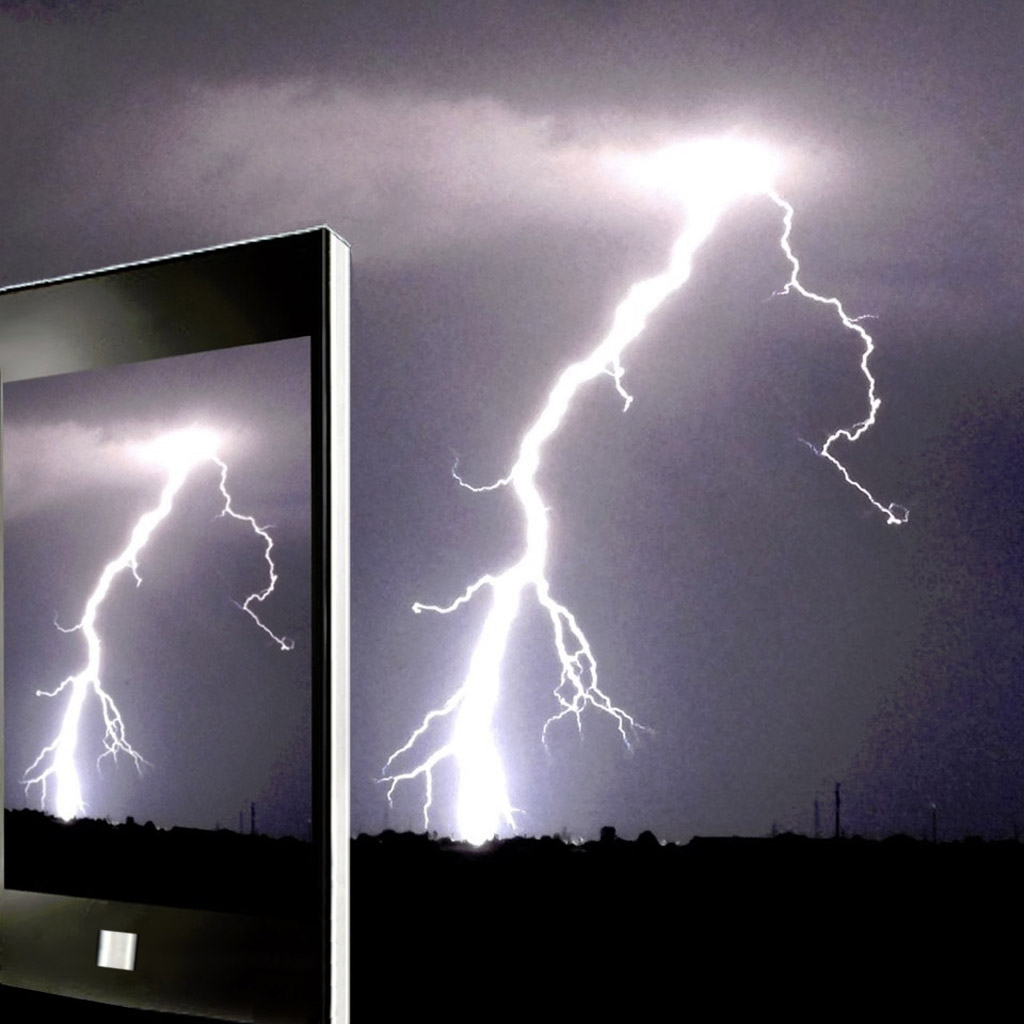 iLightningCam - Lightning Strike Photography app icon