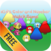 Kid's Color and Number Match Free