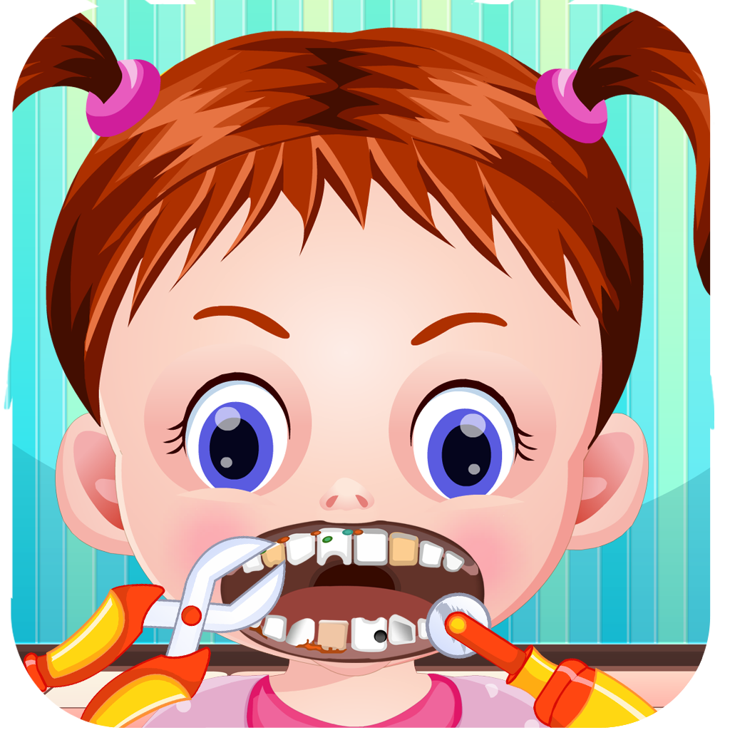 A Baby Little Tooth Doctor Dentist Pro Games